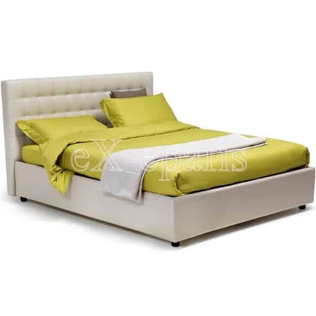 Κρεβάτι Venere Eco Italy Επενδυμένο & Μπαούλο