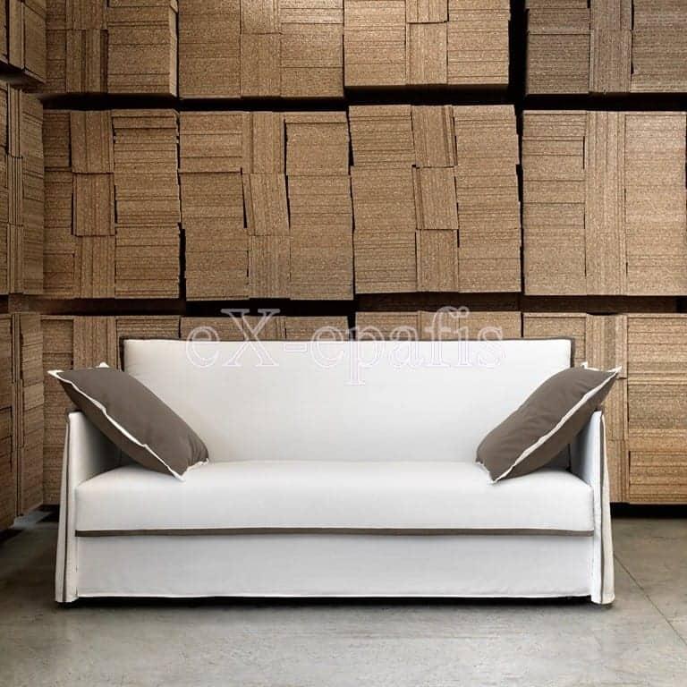 Καναπές Κρεβάτι Halley Noctis